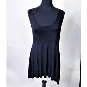 Karen Kane Black Tunic Top (Size: M)